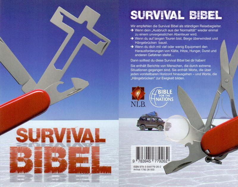 Survival Bibel deutsch