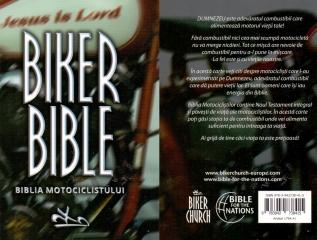 Biker Bibel in Rumänisch