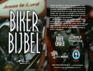 Biker Bibel in Niederländisch