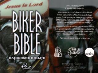 Biker Bibel in Slowenisch