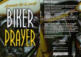 Biker Prayer in Deutsch