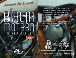 Biker Bibel in Portugiesisch