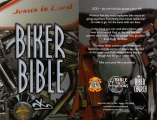 Biker Bibel in Englisch
