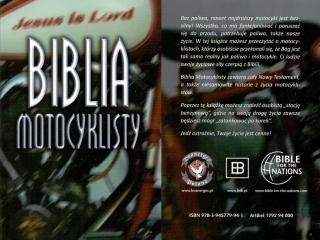 Biker Bibel in Polnisch