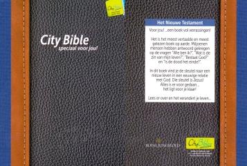 City Bibel in Niederländisch