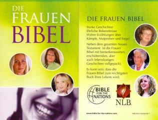 Die Frauen Bibel in deutsch