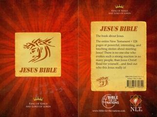 Jesus Bibel in Englisch