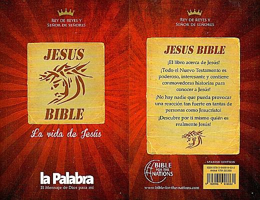 Jesus Bibel / NT in Spanisch