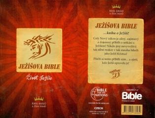 Jesus Bibel in Tschechisch