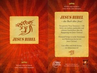 Jesus Bibel in Deutsch