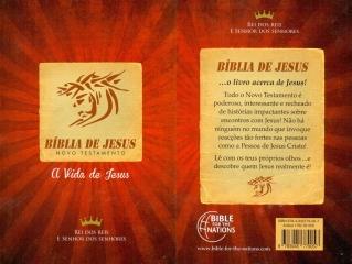 Jesus Bibel in Portugiesisch