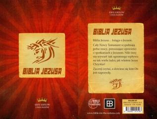 Jesus Bibel in Polnisch