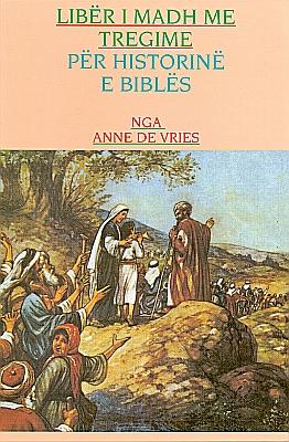 Kinder Bibel in Albanisch