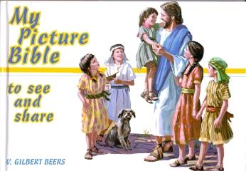 Kinder Bibel in Englisch