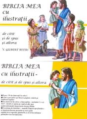 Kinder Bibel in Rumänisch
