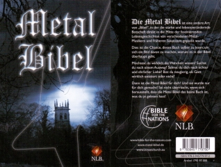 Metal Bibel in deutsch