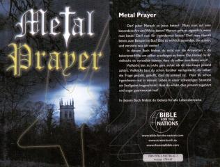 Metal Prayer in deutsch