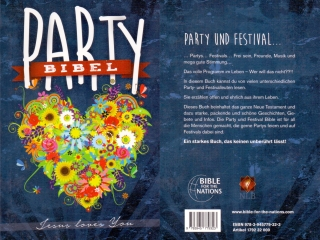 Party Bibel in deutsch