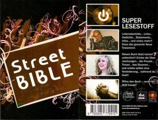 Street Bibel in Deutsch