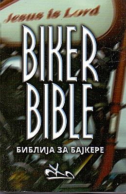 Biker Bibel / NT in Serbisch