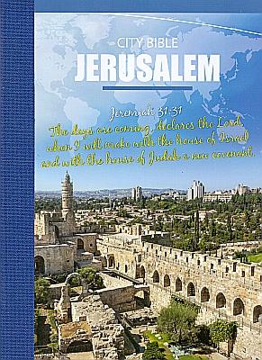 Jerusalem Bibel / NT in Englisch